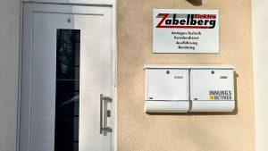 Foto Elektro Zabelberg Eingang