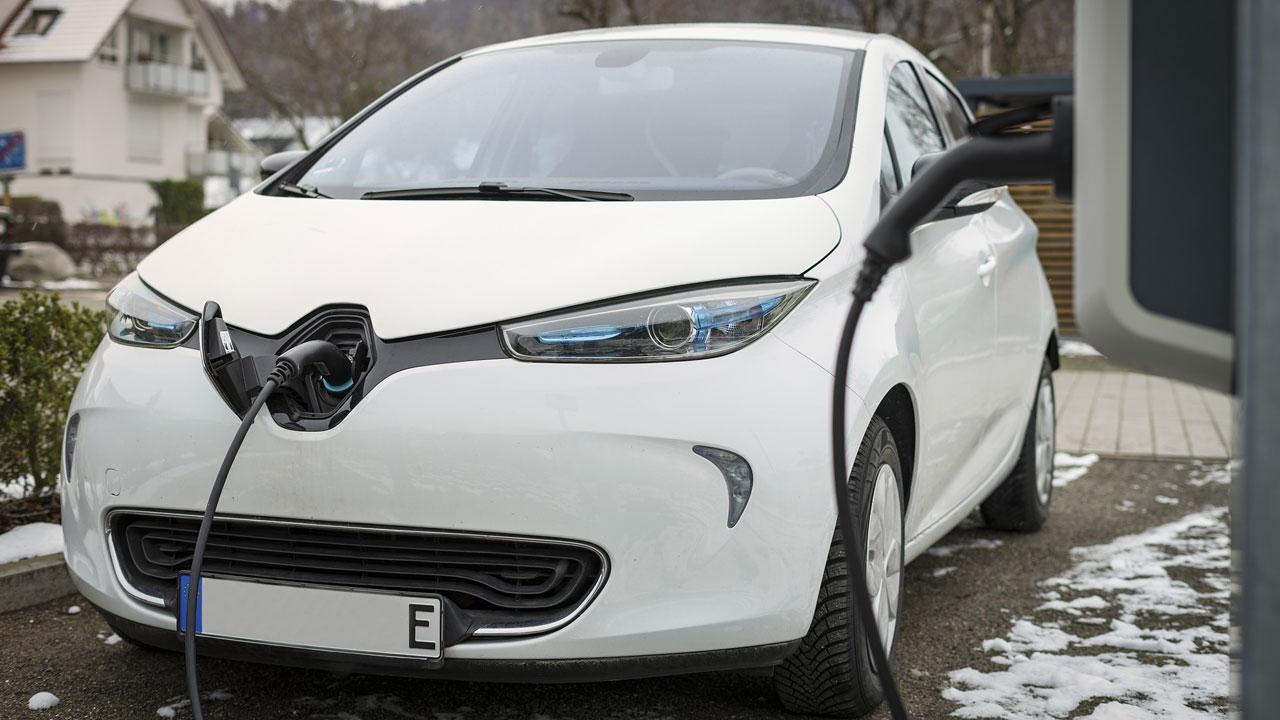 Foto Elektromobilität